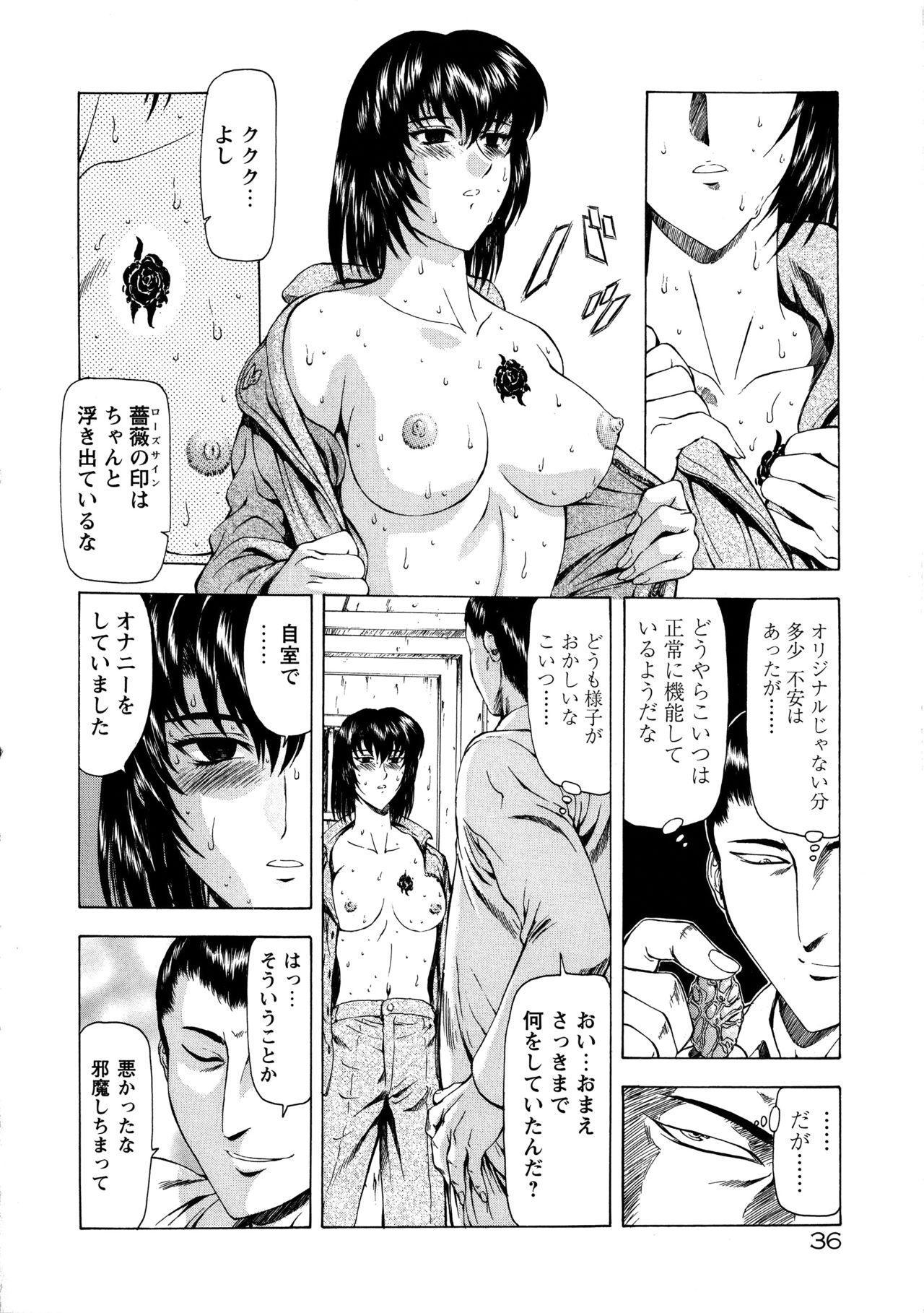 Ginryuu no Reimei Vol. 1 43