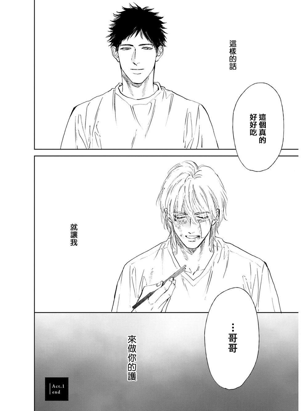 Koko wa Yasashii Niwa   置身于温柔之庭 Ch. 1-5 37