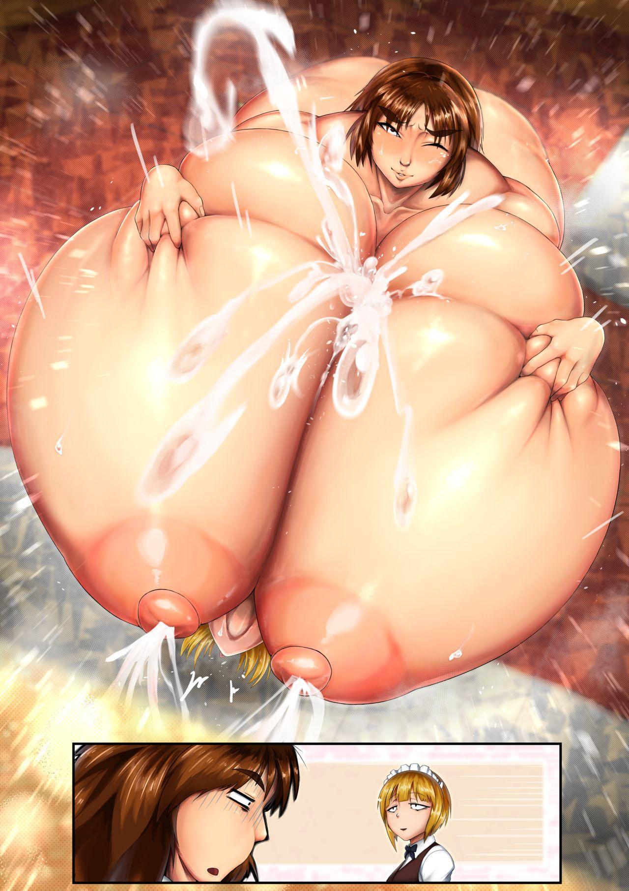 MuraCut Paizuri Manga 5