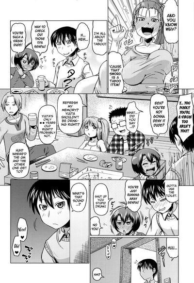 Netoge no Yuuta wa Jirai dato Omotta? | Did You Think the Online-Gamer Yuuta Was Taboo? 1