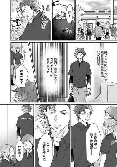 Fukurou no Koiwazurai | 猫头鹰的相思病 9
