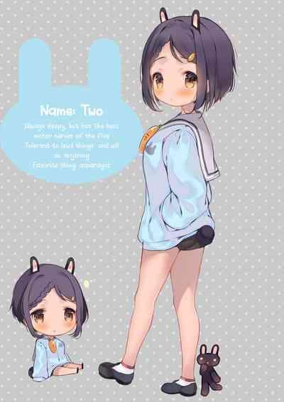 Usagi Modoki Friends 6