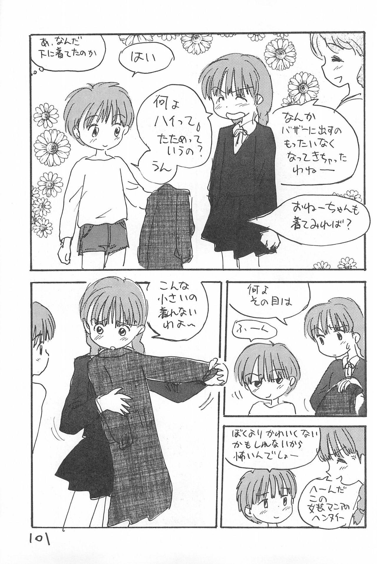 Degarashi Azuki-chan 100