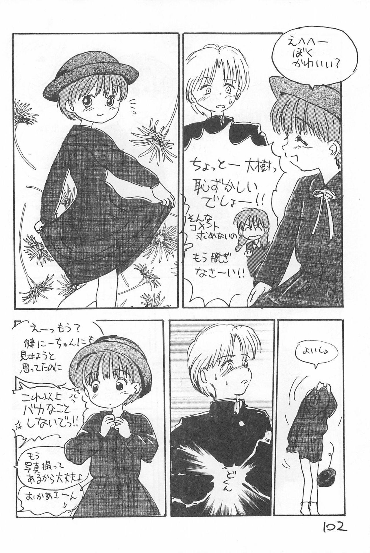 Degarashi Azuki-chan 101