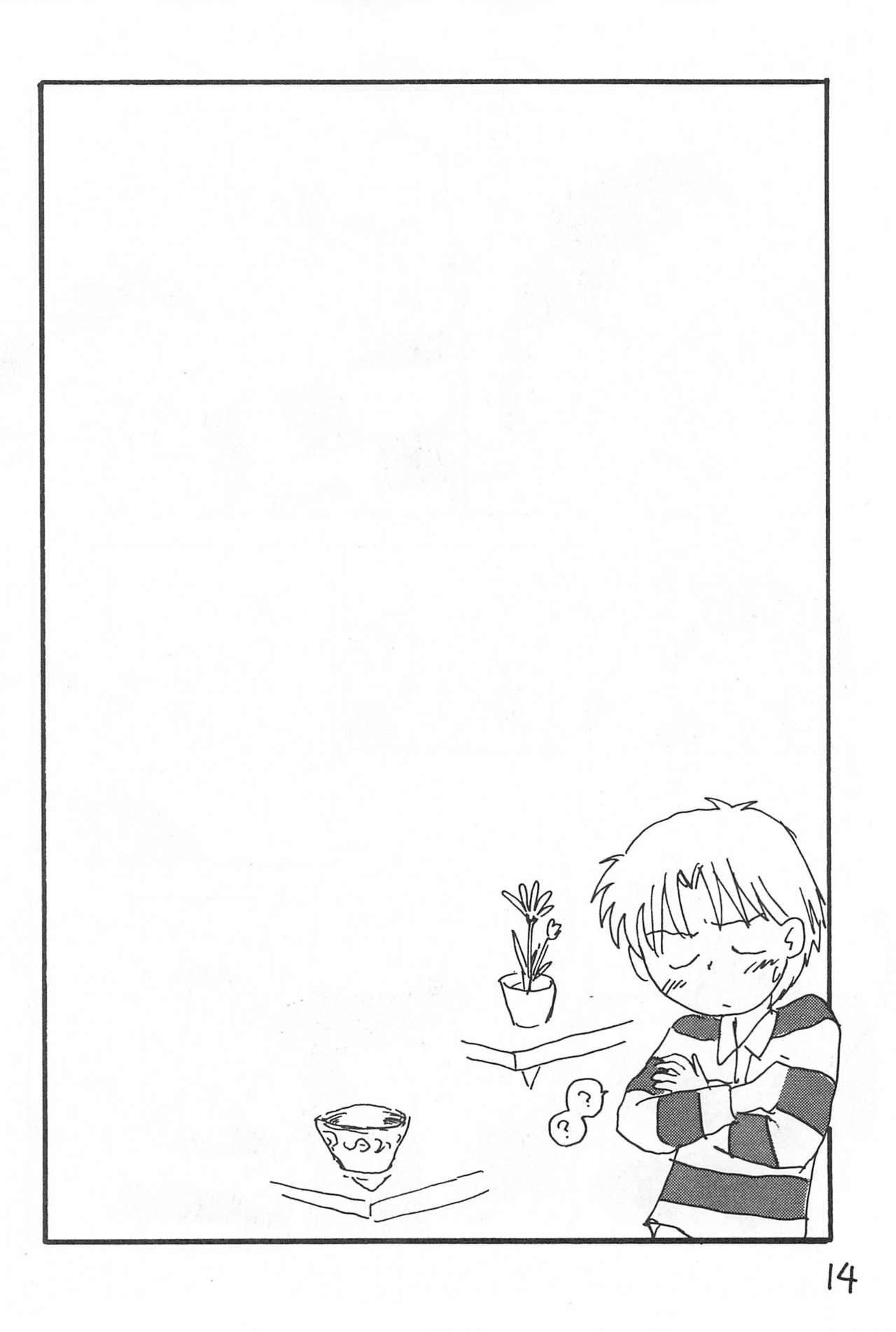 Degarashi Azuki-chan 13