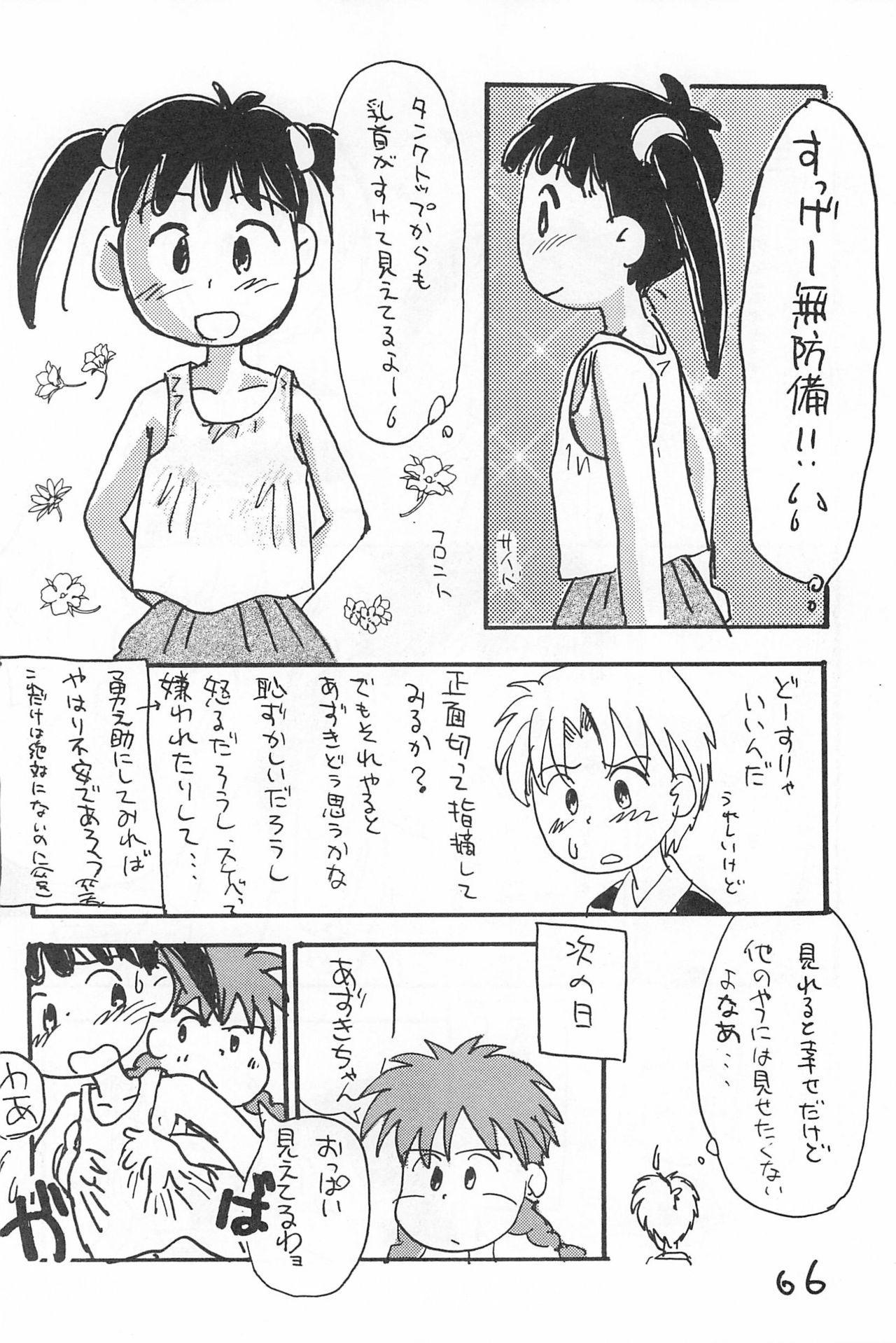 Degarashi Azuki-chan 65