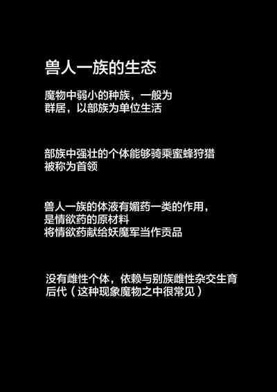 B-Kyuu Manga 8 Mamonoka Shita Onna Budouka【不可视汉化】 3