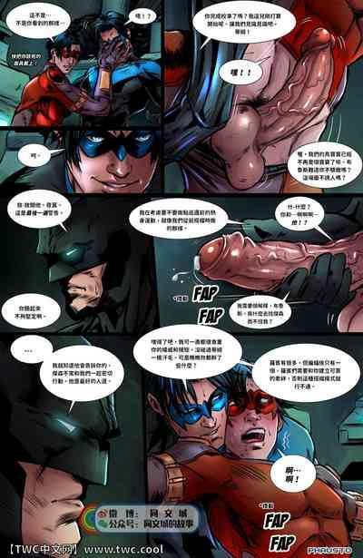 DC Comics - Batboys 2 5