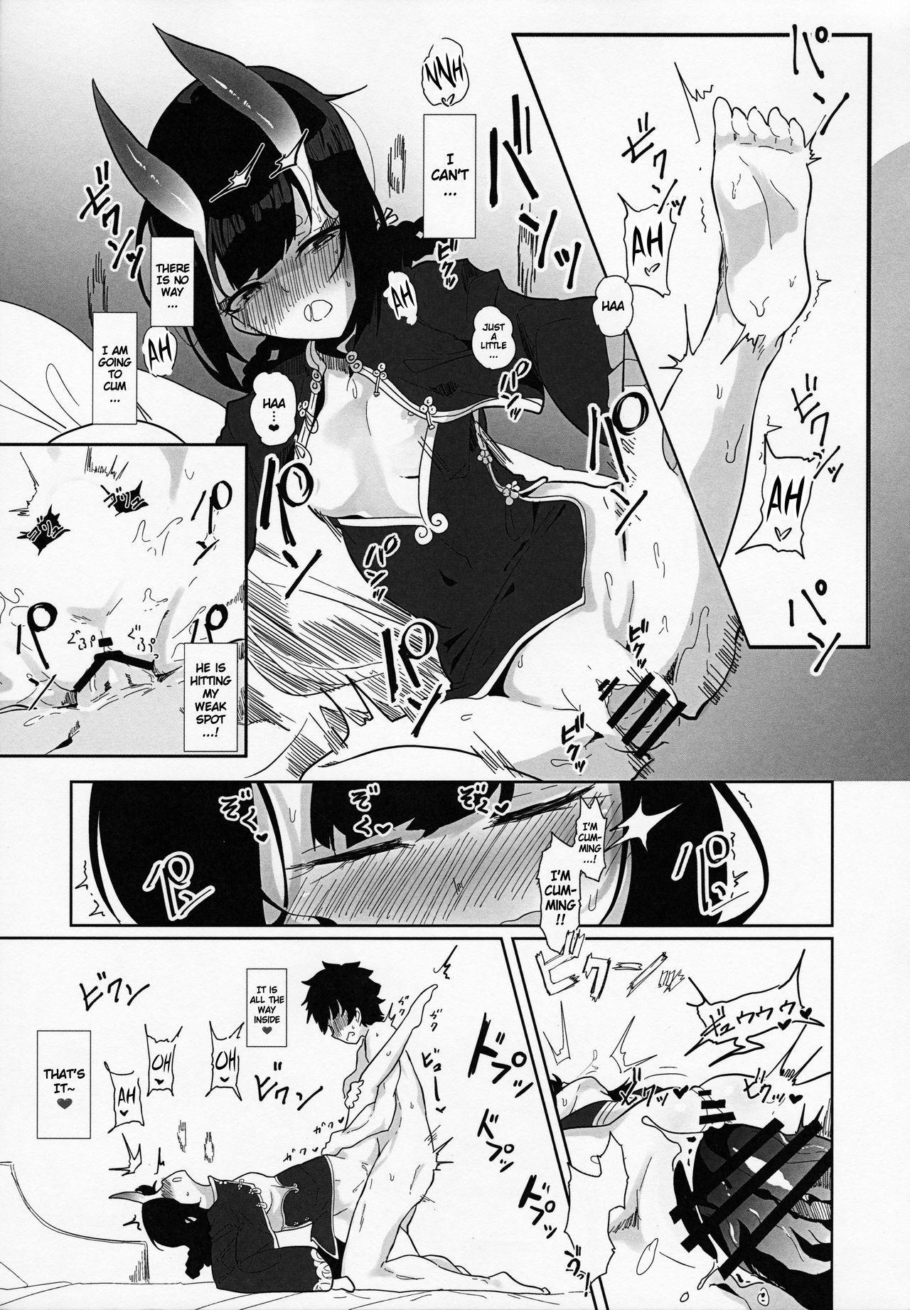 Shuten-san to XXX Suru Hon | XXX with Shuten 19