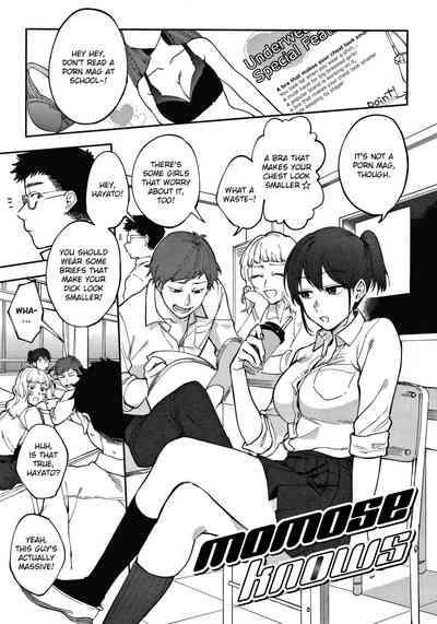 Momose ha Shiru | Momose Knows 0