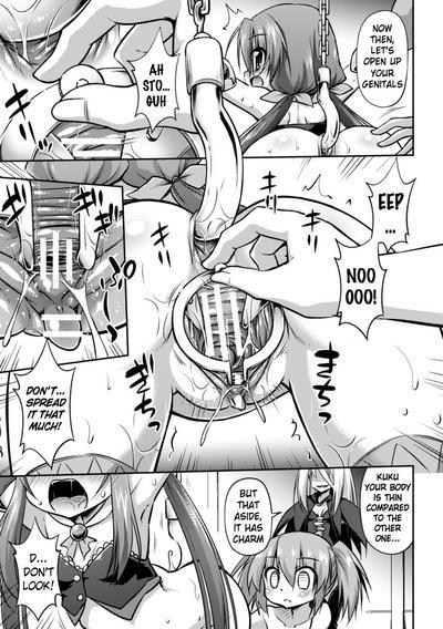 Utterly Fallen Magic Swordswoman | ochihateru mahou kenshi 8