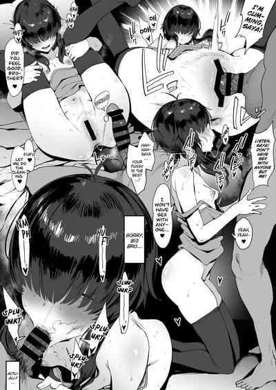 Mekakure Bitch-chan no Nichijou 1