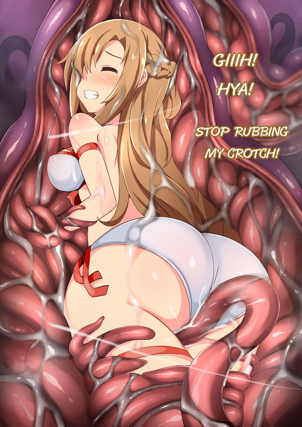 Asuna Vore 3