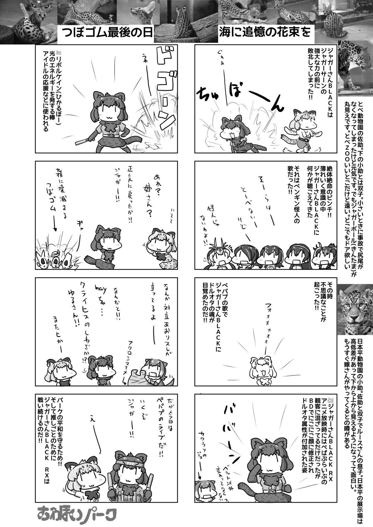 may Kemono Friends Thre Goudoushi 2 99