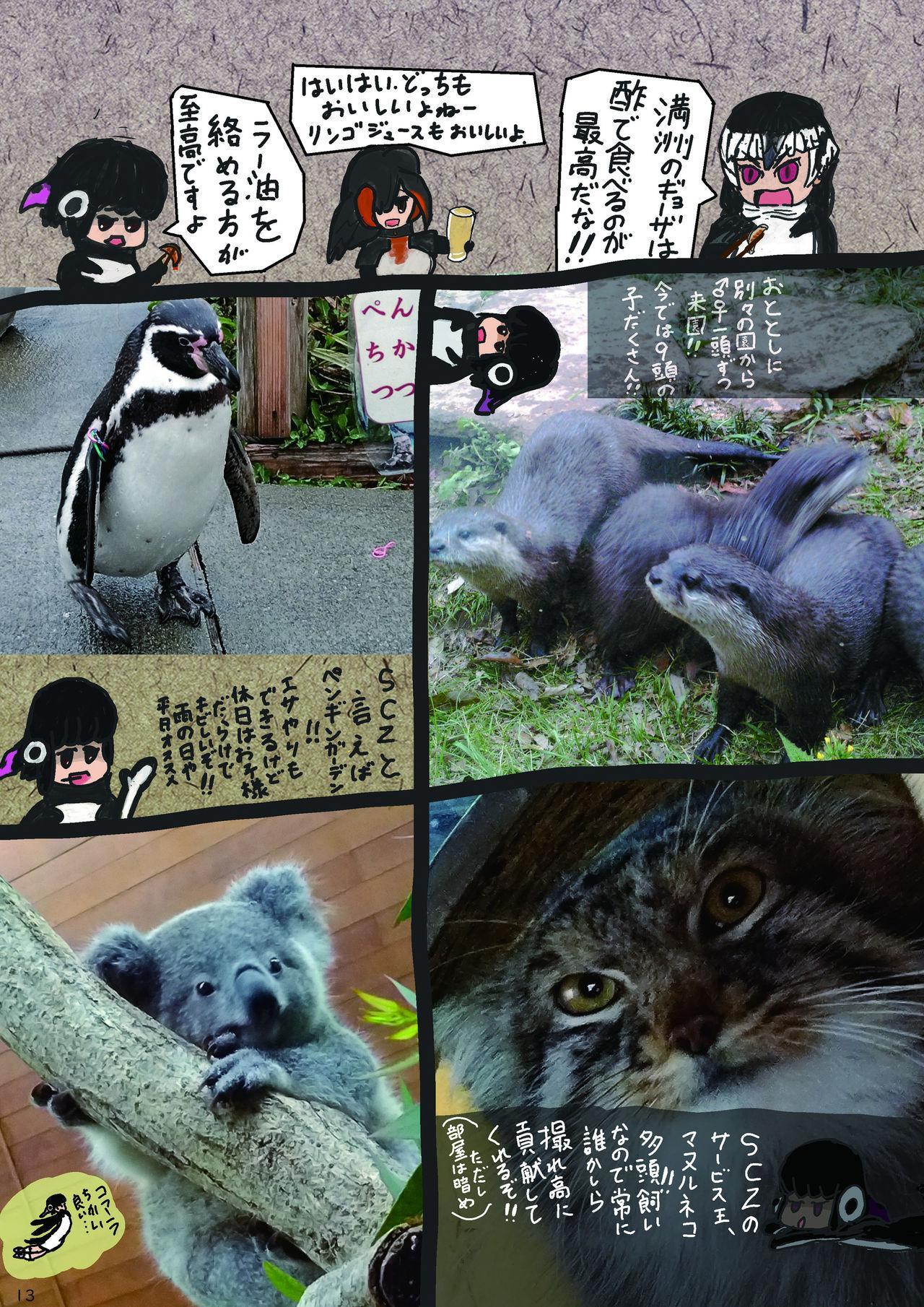 may Kemono Friends Thre Goudoushi 2 14