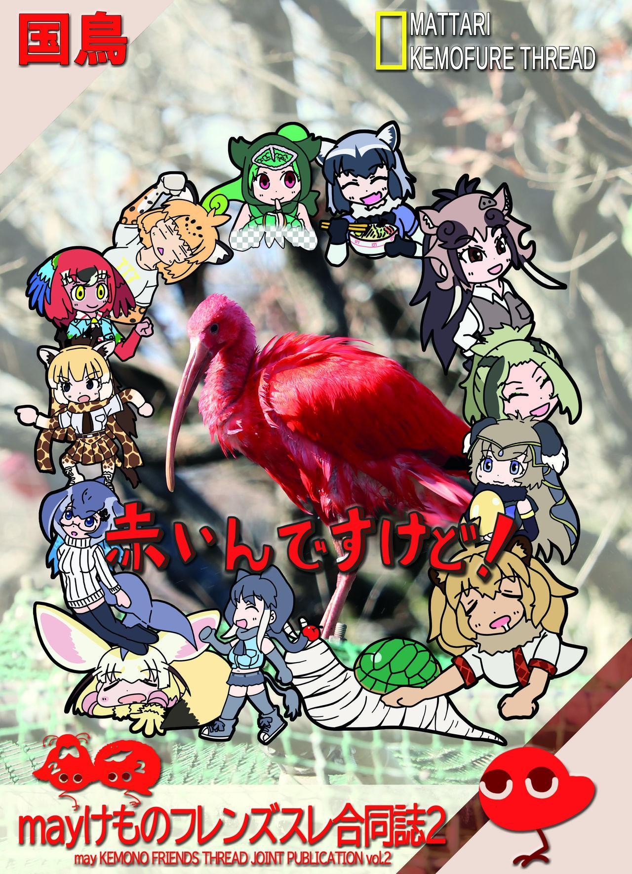 may Kemono Friends Thre Goudoushi 2 167