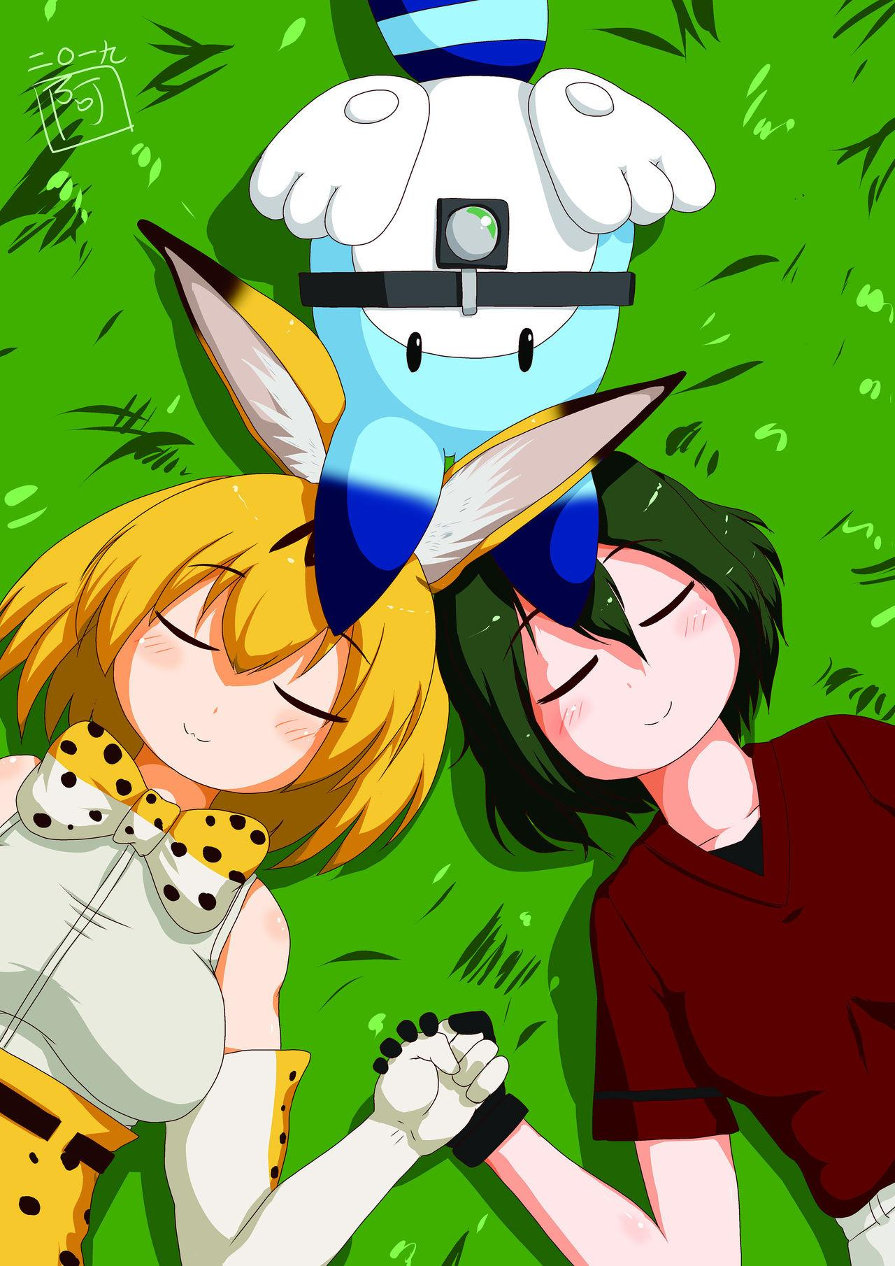 may Kemono Friends Thre Goudoushi 2 24
