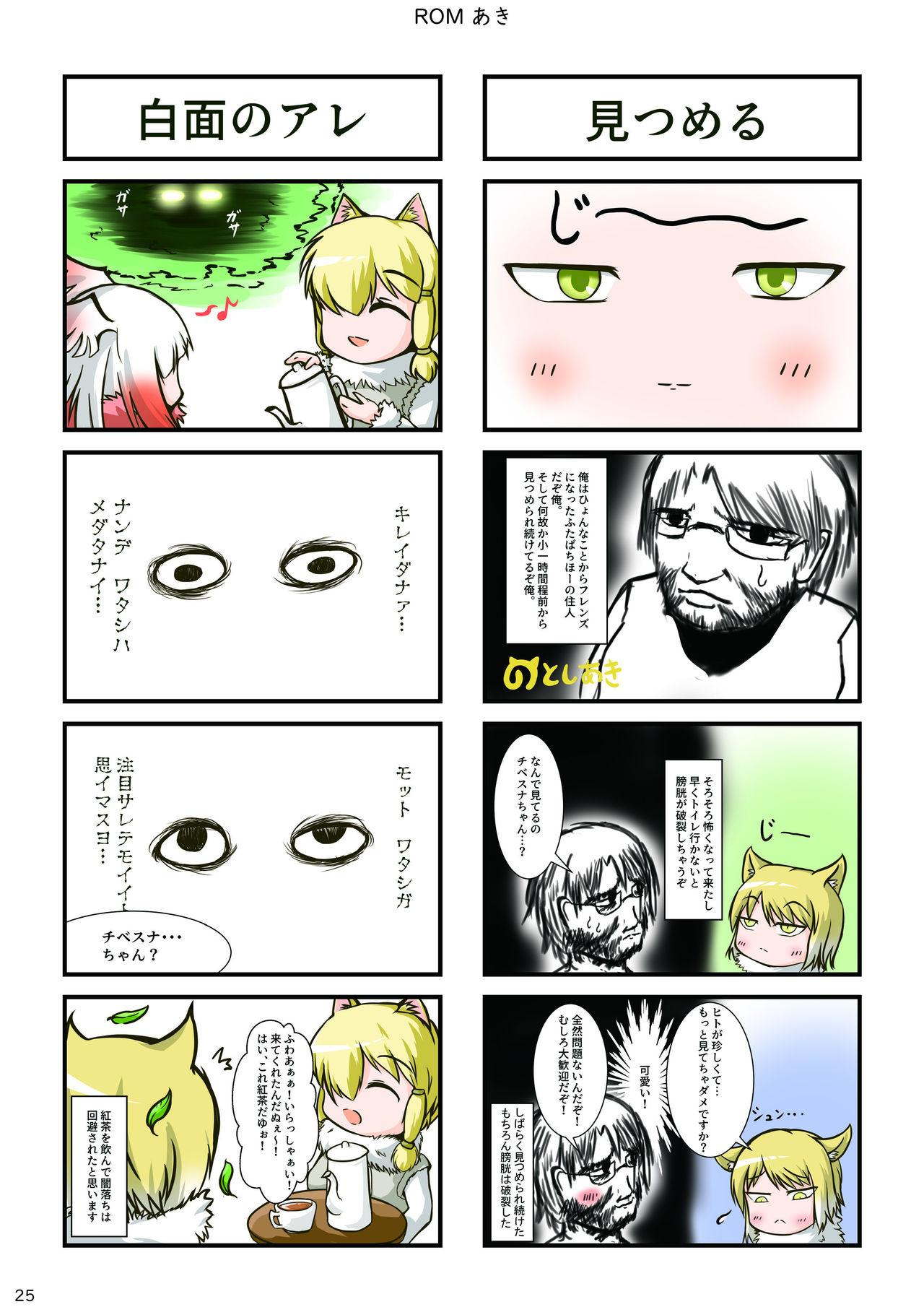 may Kemono Friends Thre Goudoushi 2 26