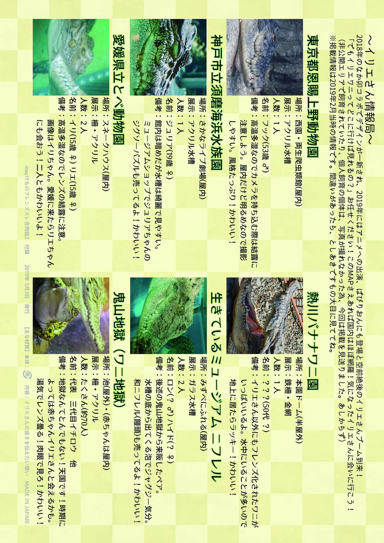 may Kemono Friends Thre Goudoushi 2 5