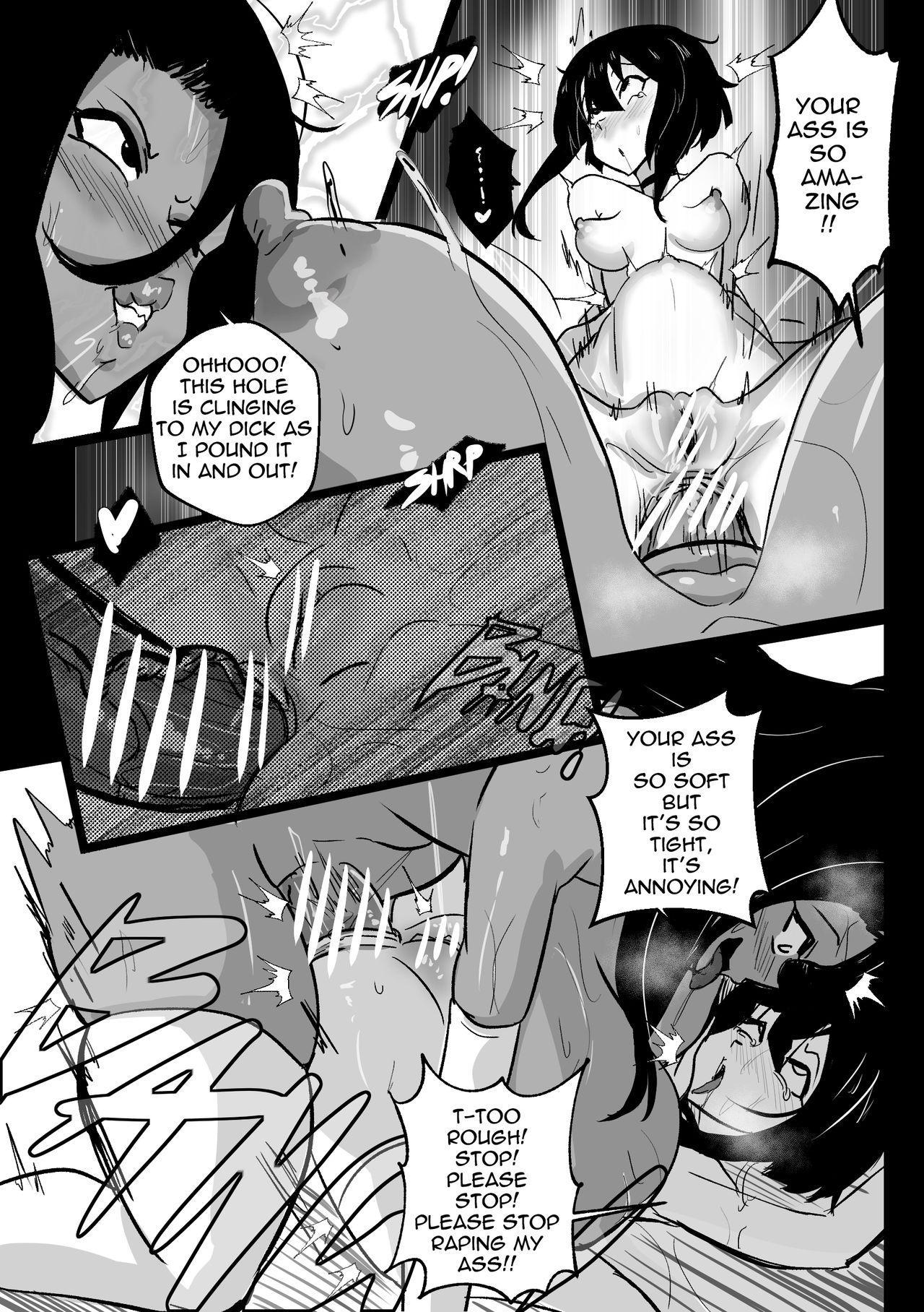 B-Trayal 29 Sylvia(kunosuba) Censored (EN) 10