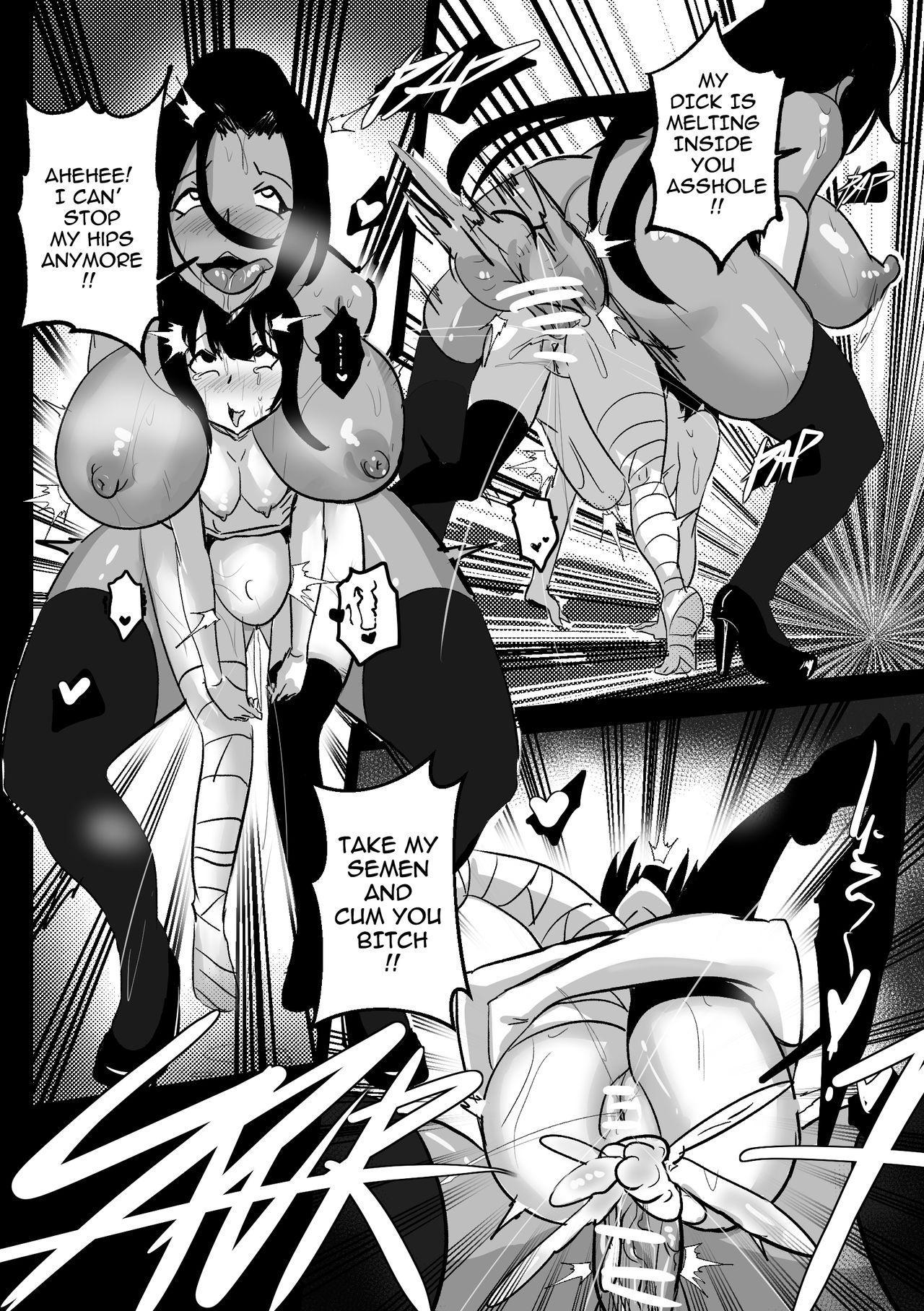B-Trayal 29 Sylvia(kunosuba) Censored (EN) 11
