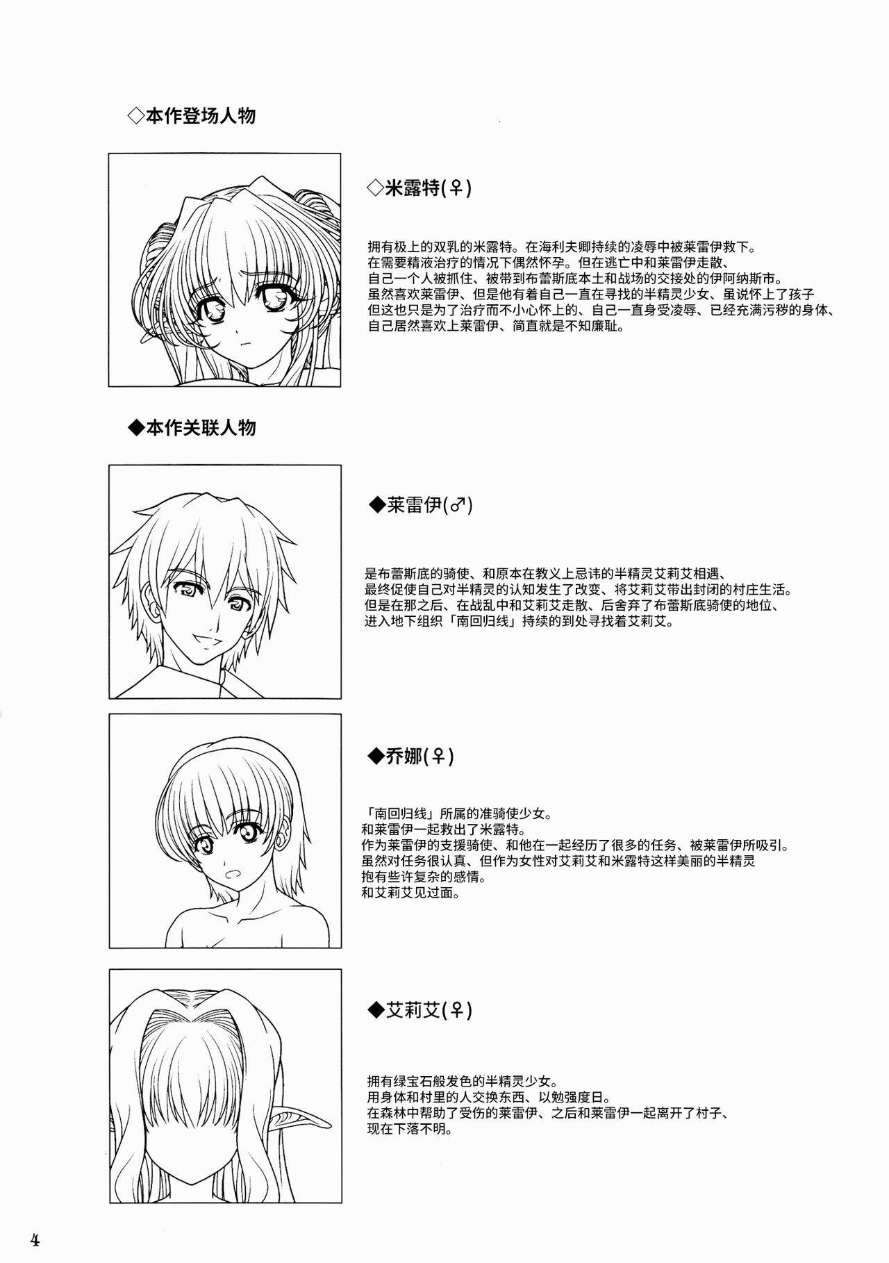 Ninpu Dorei no Shoukan Seikatsu 3