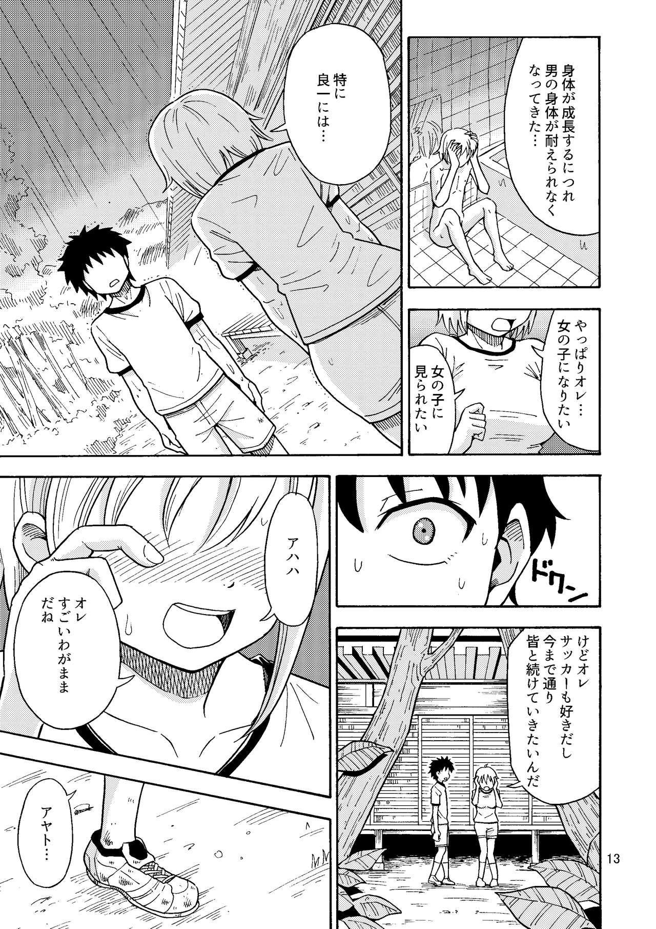 Shinyuu ga Onnanoko ni Narimashita 13