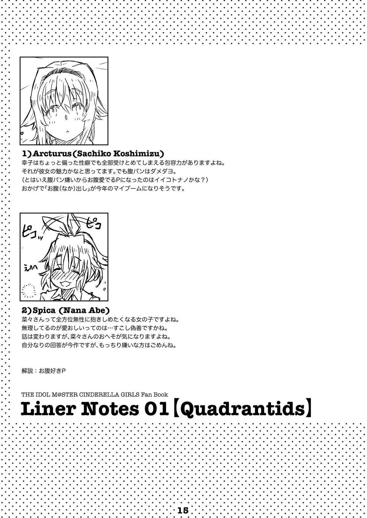 Liner Notes 01 13