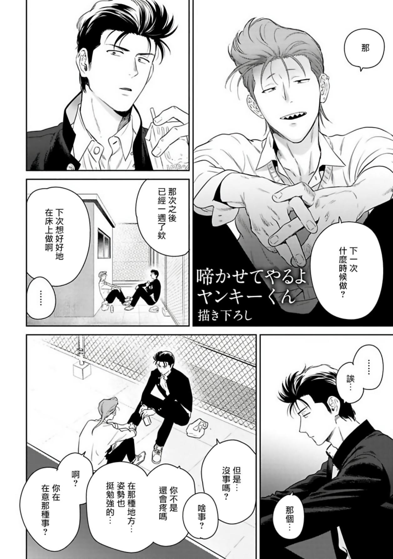 Nakasete Yaru yo Yankee-kun   让你哭噢小混混 番外 0