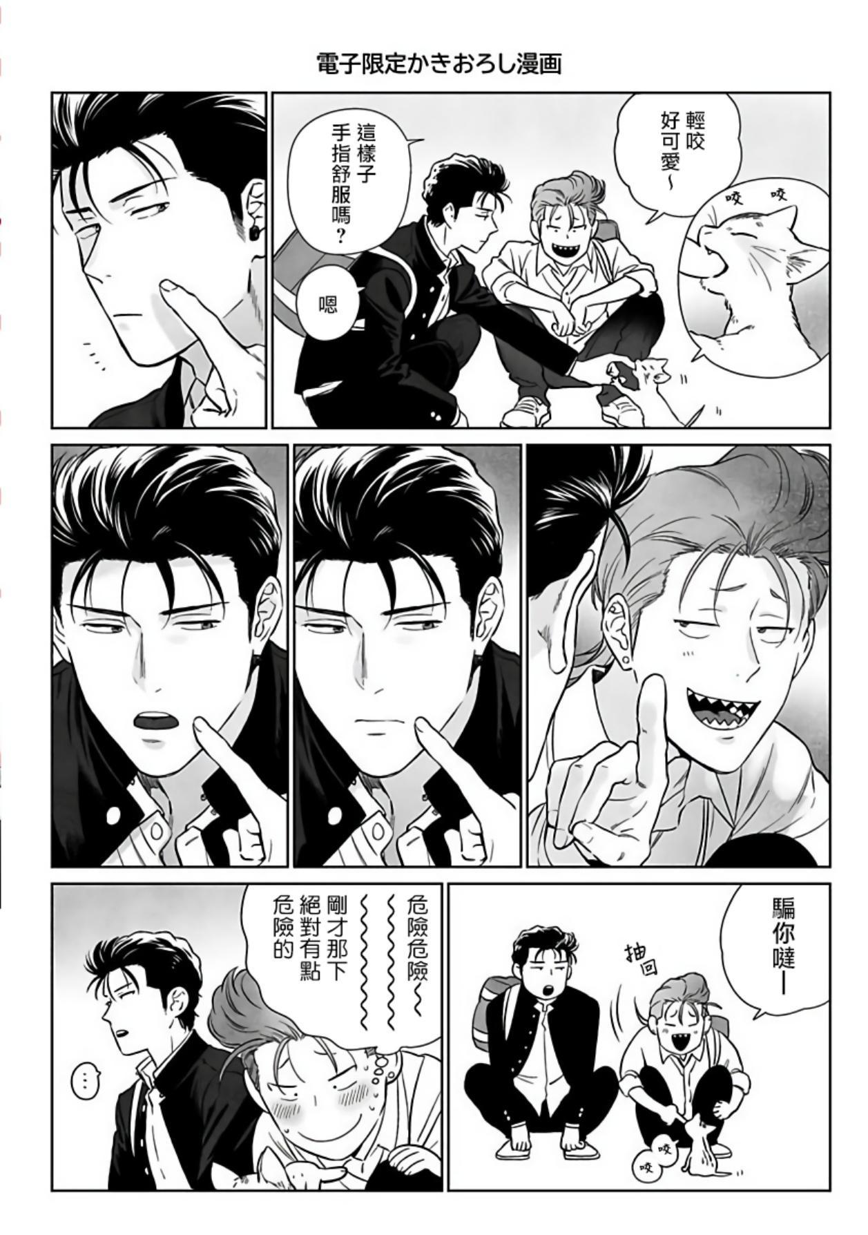 Nakasete Yaru yo Yankee-kun   让你哭噢小混混 番外 9