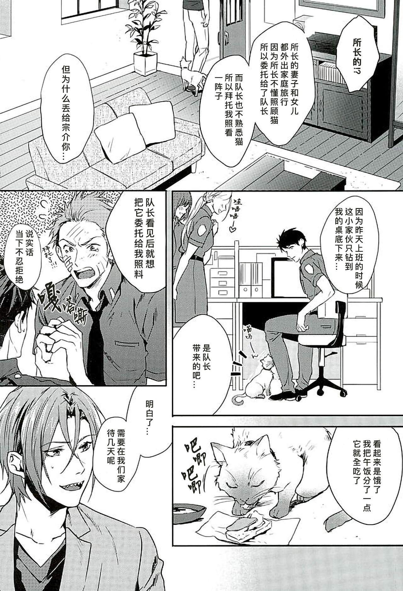 我家的喵主子 Wagaya no Nyanko-sama 7
