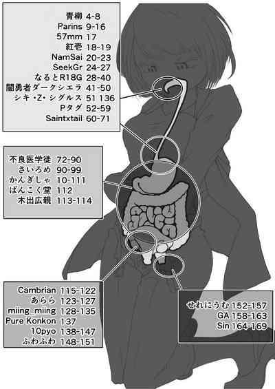 Tainai・Nikuheki Goudoushi  Chounai Kaishi 3-B 2