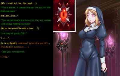 Maou ni Sarawareru Shinkan | Priestess grabbed by Dark Lord 1