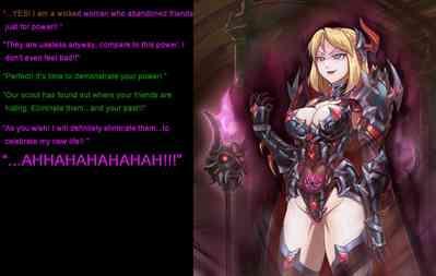 Maou ni Sarawareru Shinkan | Priestess grabbed by Dark Lord 7