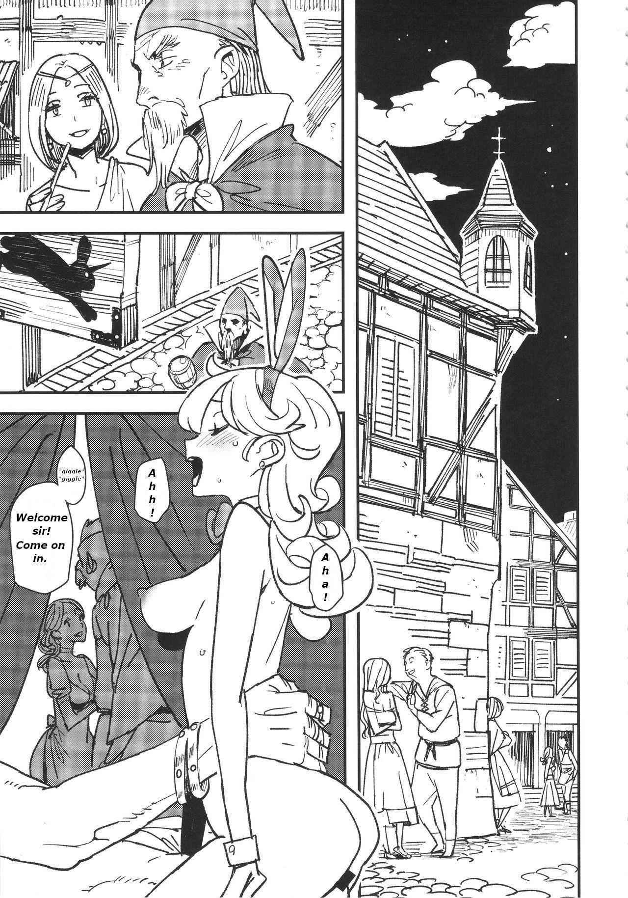 Yadoya no Kemono - Beast of inn | Good for Nothing 1