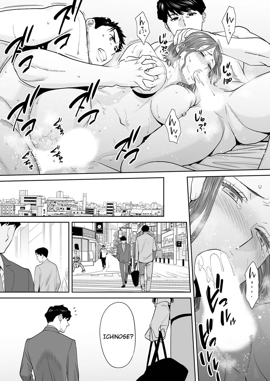 """Otto no Buka ni Ikasarechau..."" Aragaezu Kanjite Shimau Furinzuma | ""My Husband's Subordinate is Going to Make Me Cum..."" An Adulterous Wife Who Can't Resist the Pleasure Chapter 13 23"