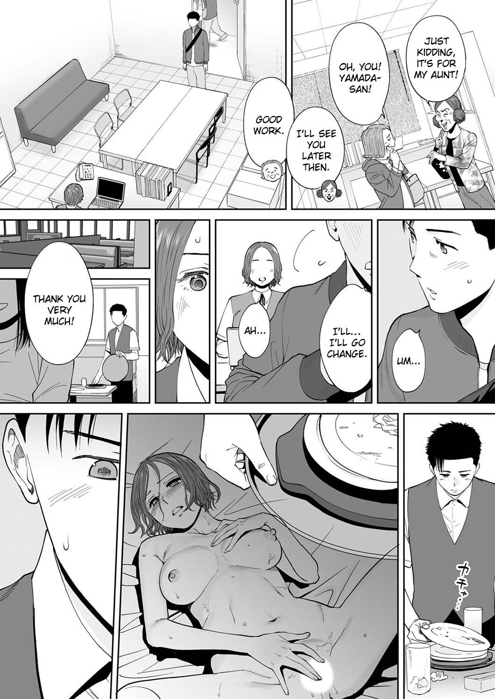 """Otto no Buka ni Ikasarechau..."" Aragaezu Kanjite Shimau Furinzuma | ""My Husband's Subordinate is Going to Make Me Cum..."" An Adulterous Wife Who Can't Resist the Pleasure Chapter 13 3"