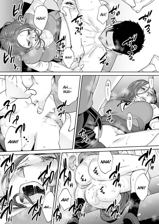"""Otto no Buka ni Ikasarechau..."" Aragaezu Kanjite Shimau Furinzuma | ""My Husband's Subordinate is Going to Make Me Cum..."" An Adulterous Wife Who Can't Resist the Pleasure Chapter 13 8"