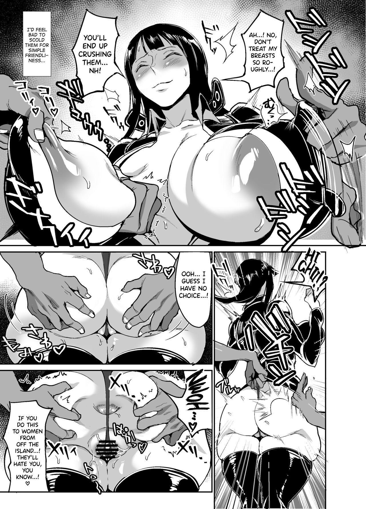 Nico Robin no Ibunka Kouyuuroku 3