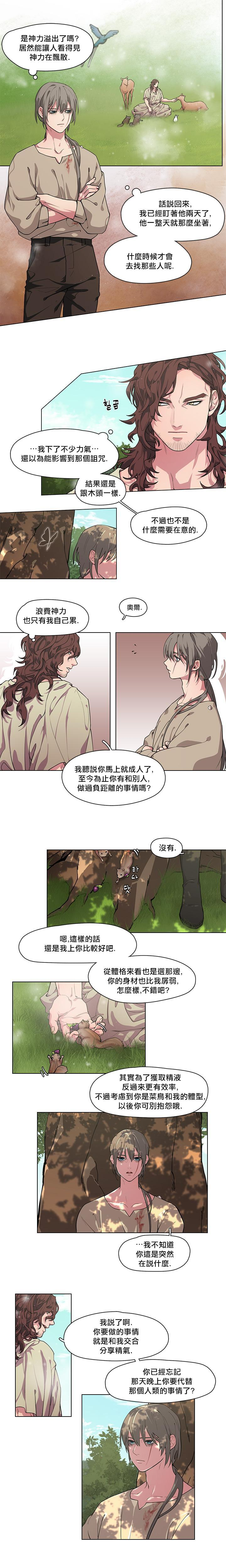The Warrior and the Deity   勇者与山神 Ch. 2-6+加笔1+加笔2 7
