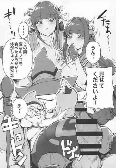 Kinoko no Monogatari 3