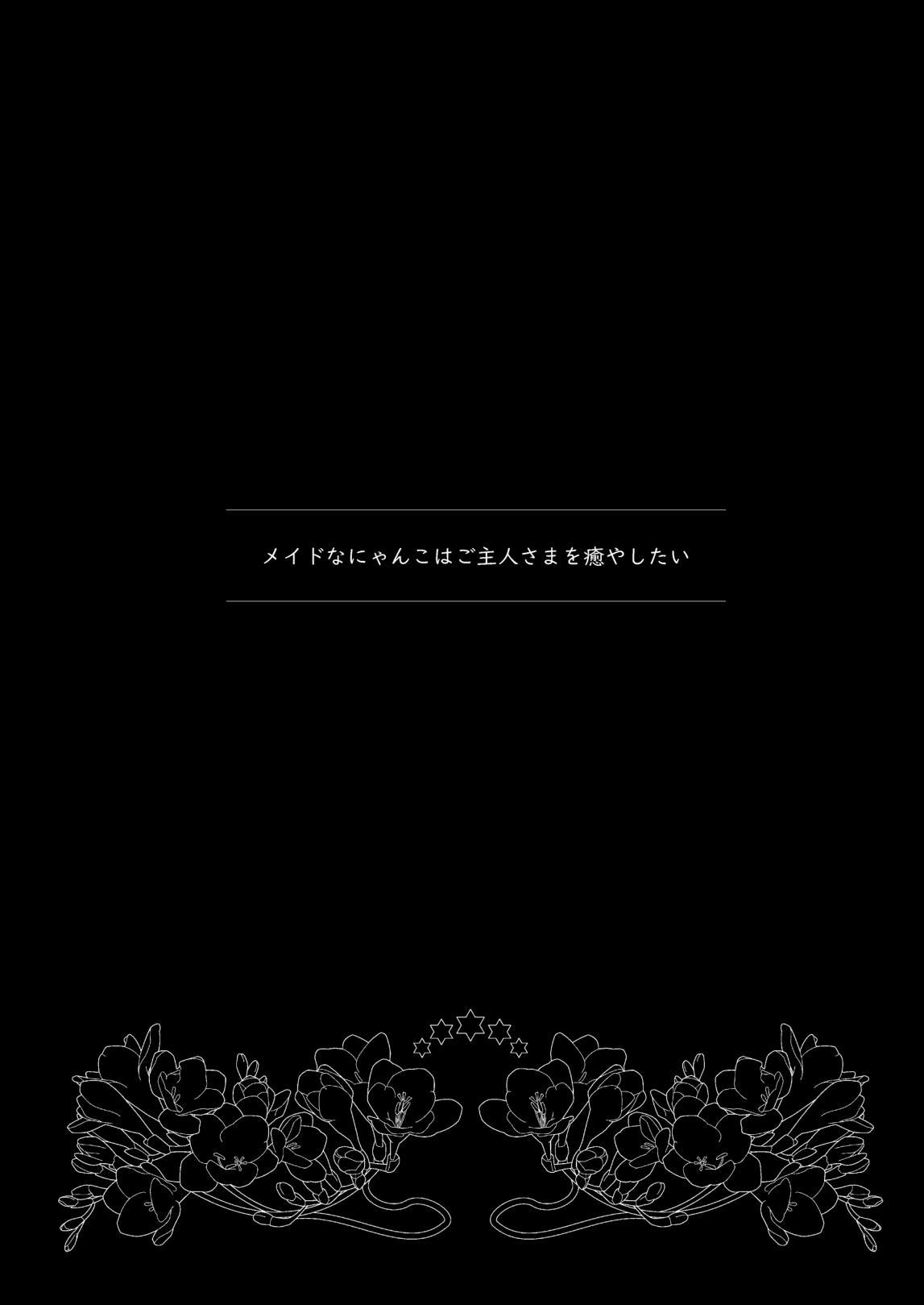 Maid na Nyanko wa Goshujin-sama o Iyashitai 2