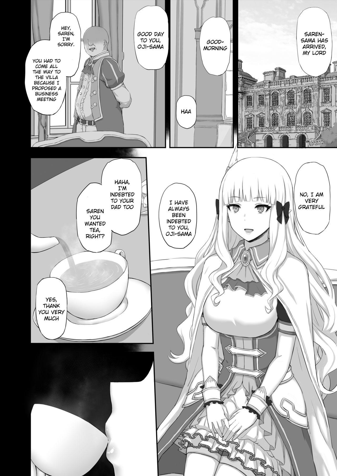 Hypnotized Princess 2