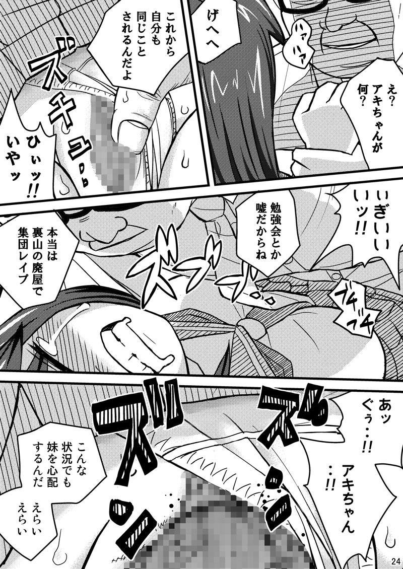 Kieta Tenkousei 23