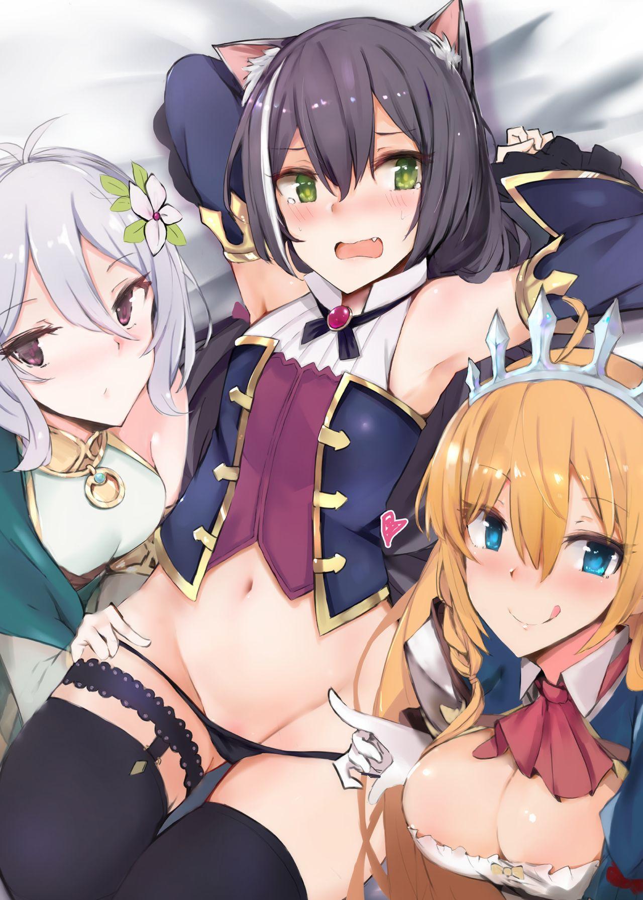 Ecchi na Koto Shite Connect Suru Hon 1