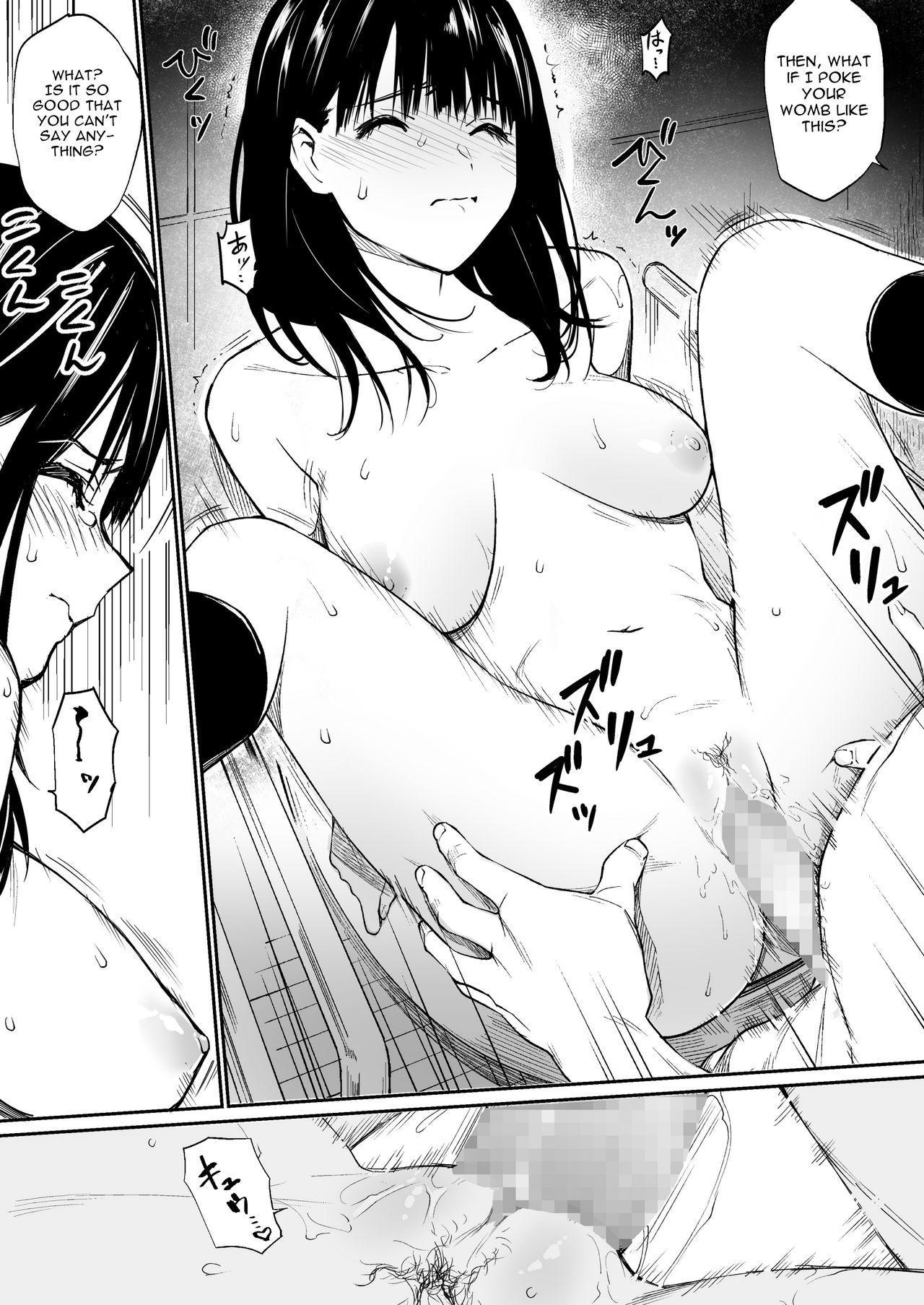 Oji-san de umeru Ana 36