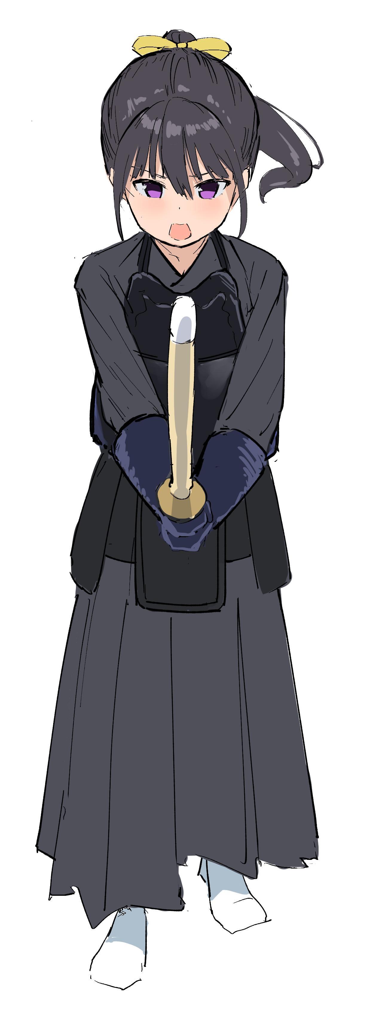 Kendou ga Tsuyoi dake de wa Otona ni wa Kanaimasen 34