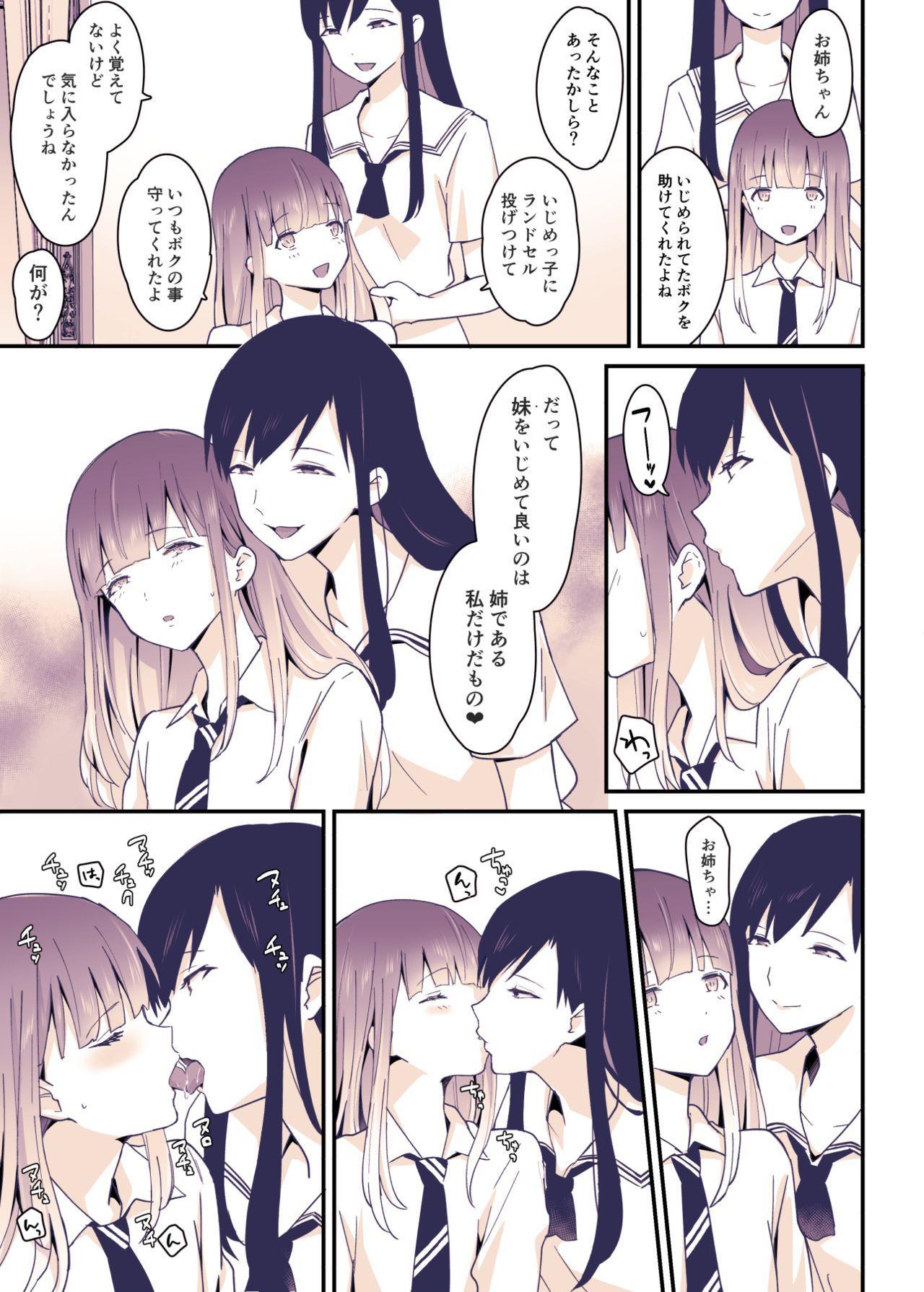 Boku wa Onee-chan no Imouto. 3