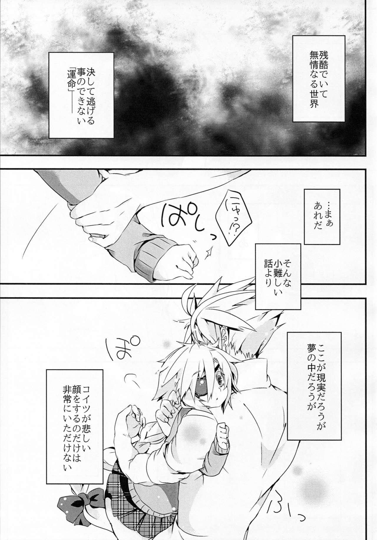 Ningyou no Miru Yume wa 11