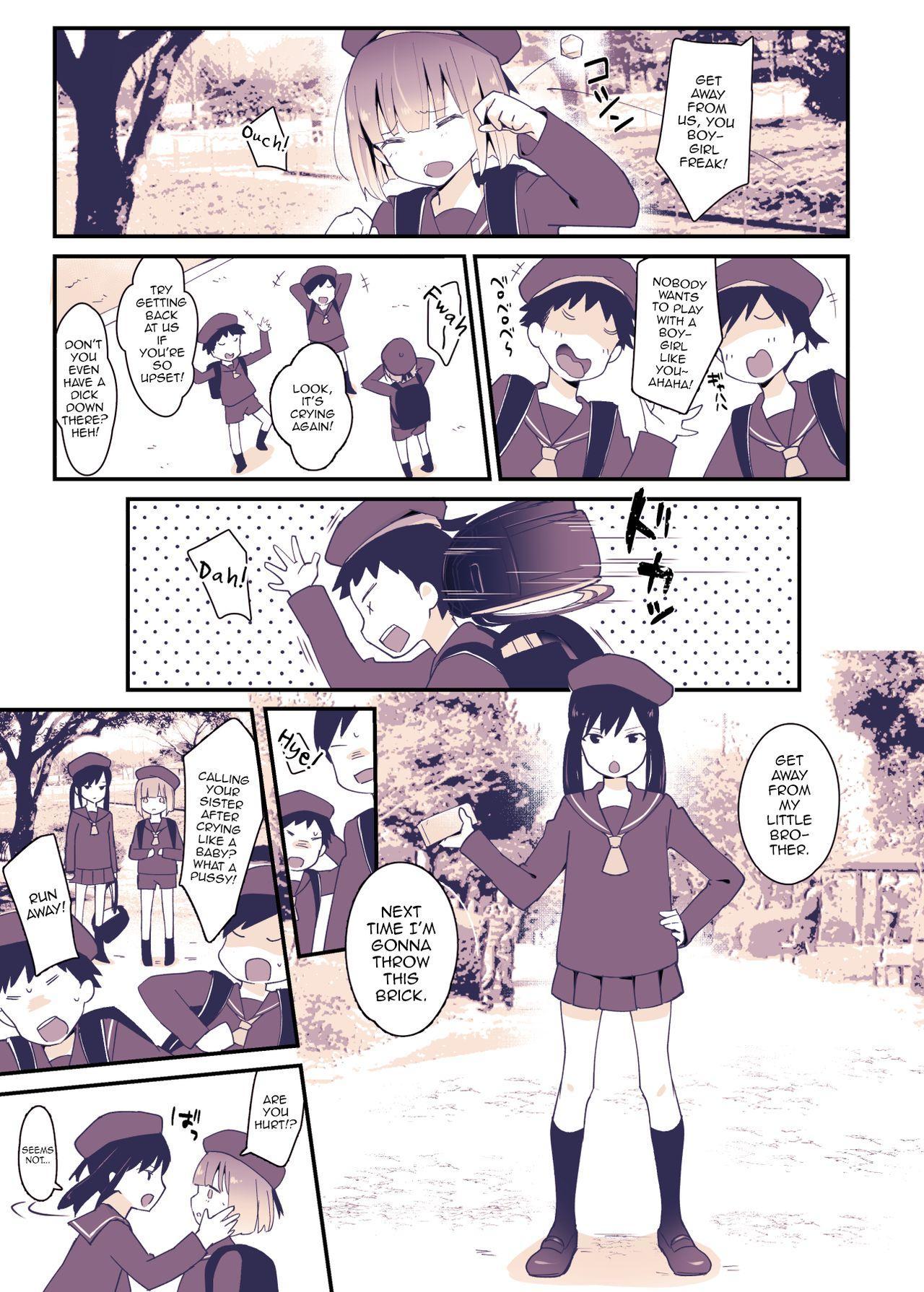 Boku wa Onee-chan no Imouto. 1